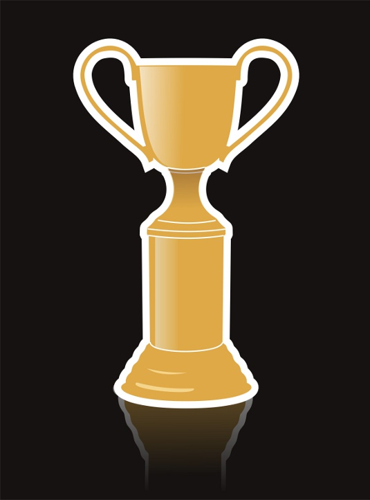 Trophy -- running a contest on your blog