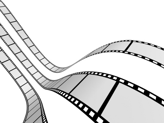 Video film strip
