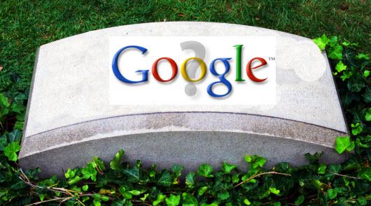 Is google killing itself