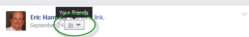 facebook change update