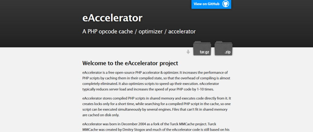 PHP Accelerator