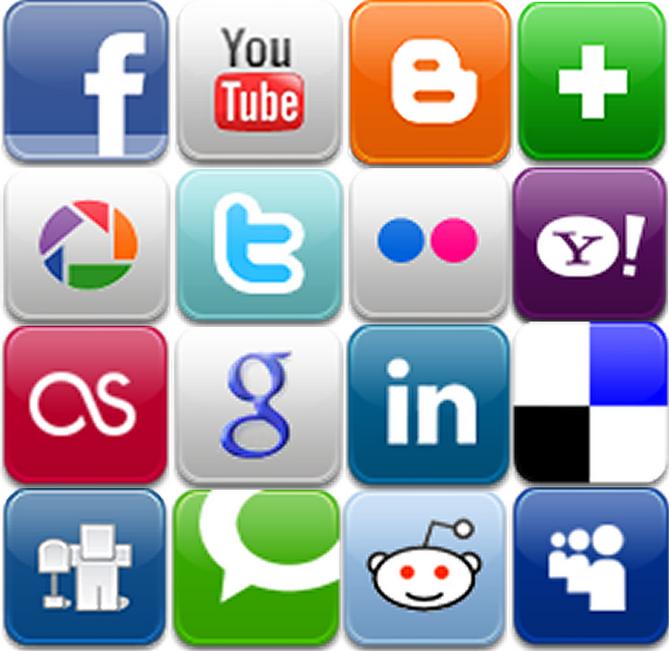 Social media sharing overkill