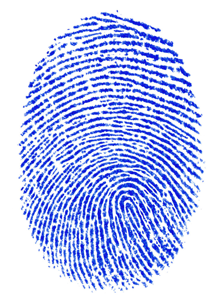 You need to put your unique fingerprint on anything your company creates,
